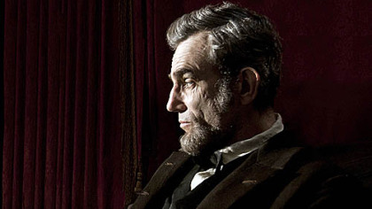 "Daniel Day-Lewis, who played the 16th U.S. president in the film ""Lincoln,"" was nominated for best actor by the Academy of Motion Picture Arts & Sciences."