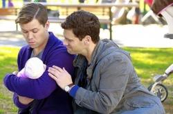 Tuned In: NBC plays wait-see on 'New Normal'