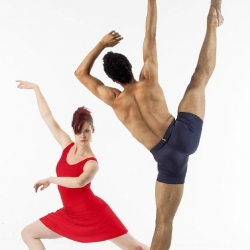 Dance preview: Partnership forms Texture's firm foundation