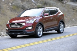 Driver's Seat: Hyundai Santa Fe doesn't quite shine
