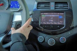 The battle for your dashboard: Cars making many new technological connections