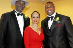 Mel Blount All-Star Celebrity Roast held at the Wyndam Grand