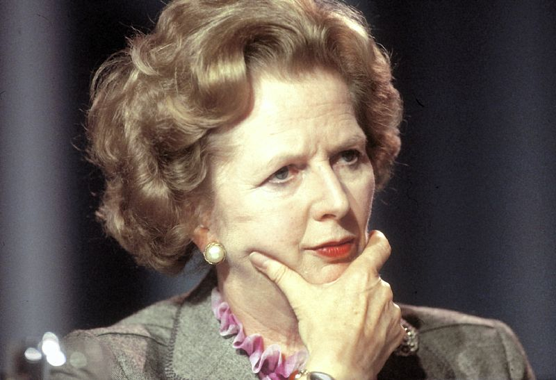 margaret thatcher years as pm