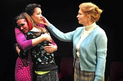 Stage review: Three actresses make 'Little Gem' sparkle at City Theatre