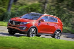 Driver&#039;s Seat: Properly equipped Kia Sportage not bad